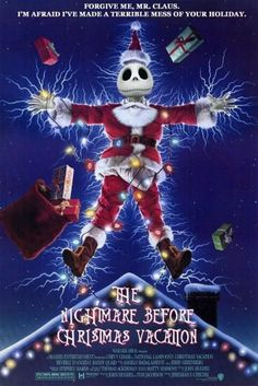 A Nightmare Before Christmas Vacation