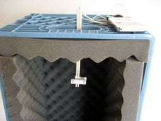 DIY Audio Booth (for Narration)