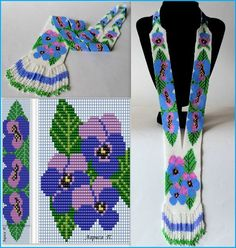 Герданы   357 photos   VK Bead Loom Patterns, Beading Patterns, Embroidery Patterns, Free Beading Tutorials, Beaded Banners, Beaded Necklace Patterns, Beadwork Designs, Beaded Boxes, Tapestry Crochet