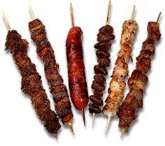 Flavors of Brazil: Espetinhos - The Kebabs of Brazil