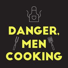 November 5th is National Men Make Dinner Day! Hopefully your man knows how to cook! #Men #Cooking #Yum #walkonwater
