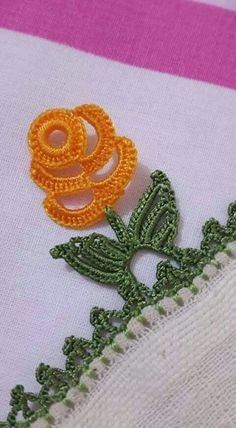This Pin was discovered by Hat Crochet Borders, Crochet Patterns, Crochet Flowers, Crochet Lace, Crochet Curtains, Freeform Crochet, Handicraft, Creative Art, Tatting