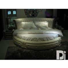 round+shaped+mattresses | Round Beds For Sale