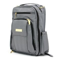 JuJuBe Legacy Be Right Back Backpack Diaper Bag - The Queen of the Nile
