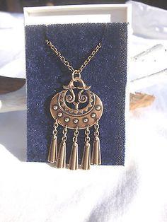 Kalevala Koru Finland Necklace Moon Goddess Vintage | eBay Moon Goddess, Finland, Pendant Necklace, Magazines, Jewellery, Ebay, Image, Movies, Design