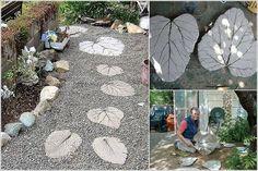 Rocks And Stones Walkway Design Ideas 182