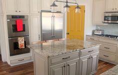 Paint door in kitchen ? Favorite Paint Colors Blog