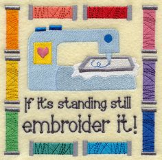 Machine Embroidery Designs at Embroidery Library! - Color Change - G9360
