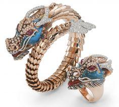 Collection dragon
