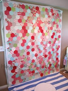 Happier Than A Bird Quilts: WIP Wednesday