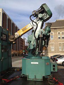 Rebuilt ABB Cincinnati Milacron T3-786 Industrial Robot Arm T3786 Robotic