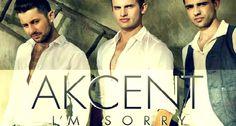 Akcent – I'm Sorry    Baietii de la Akcent au anuntat asta http://bloggie.drgss.com/akcent-im-sorry-teaser-videoclip