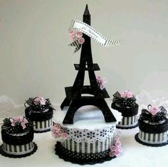 paris cake and cupe cakes