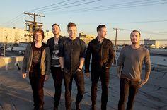 OneRepublic press shot for 2013.