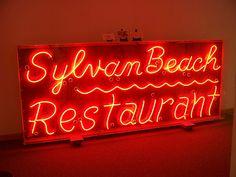 Sylvan Beach.