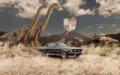 I always wondered of the Mustang Origins.