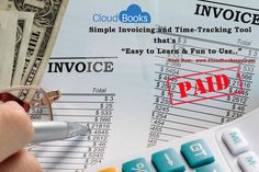 The main aim of Cloud Books is to help the small business entrepreneurs and freelancers with the right Online Invoicing   For Small Businesses globally and let them follow it to do the job perfectly completed without any sort of complaints or errors to correct again. https://goo.gl/XOaO6V