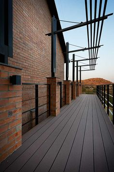 South African Residential Architecture.  A New House in Heidelbergkloof Estate, by Mary-Anne da Costa_Architect & kwpCREATE