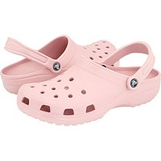 407944fa4 Crocs Classic cayman pink- only to be worn for yard work. only!