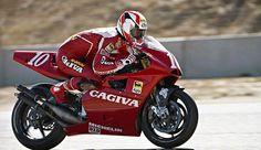 Doug Chandler - Team Agostini Cagiva 500 - 1994
