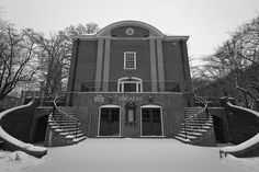 (Franklin and Marshall College by seng1011, via Flickr) Green Room Theatre - where I spent a LOT of time!