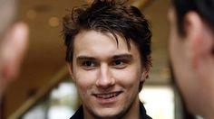Petr Mrazek - Goalie. Wings prospect. Moonlights as a Disney Prince, I'm sure of it.