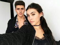 pictures of Madison Beer and Jack Gilinsky that got posted on her website, today! (January 7th, 2017) #Madisonbeer