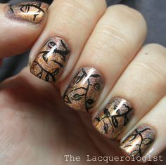 The Lacquerologist #nail #nails #nailart