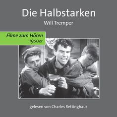 """Horst Buchholz lässt schön grüßen:   """"Die Halbstarken"""" melden sich via Audiobook zurück! Hörprobe DIE HALBSTARKEN - die erste Minute bei SoundCloud!"""