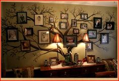 Family Tree ~ I like this one best of all that I've seen.