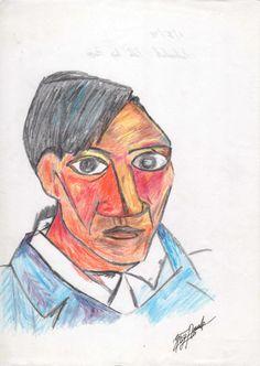 Pablo Picasso, Mario Ramos (2002).