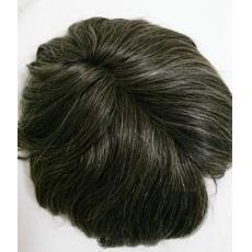 Premium 100% fine lace natural hair wigs for men