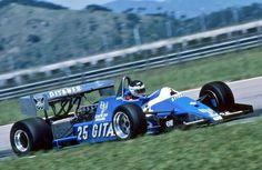 Jean-Pierre Jarier, Gitanes Ligier-Ford JS21, 1983