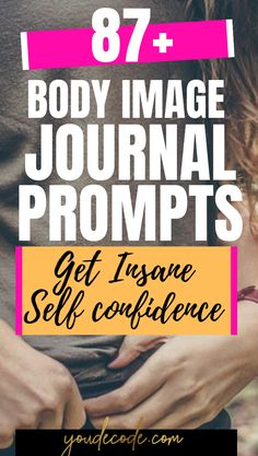 Self Confidence Books, Improve Self Confidence, Journal Prompts For Teens, Gratitude Journal Prompts, Self Love Books, Self Love Quotes, Know Your Self Worth, Self Care Bullet Journal, Love Journal