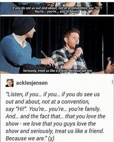 Why i love supernatural...
