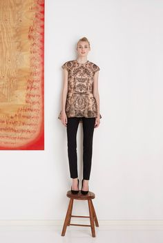 Lela Rose Pre-Fall 2015 - Collection - Gallery - Style.com