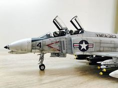 Large Scale Planes, the home of large scale aircraft modeling. Lego Decorations, Airplane Drawing, F4 Phantom, Aircraft Painting, Model Hobbies, Jet Plane, Model Airplanes, Model Building, Tamiya