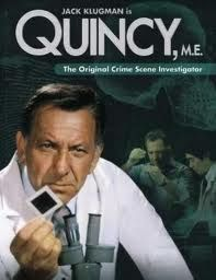 Jack Klugman, April 27, 1922 - December 24, 2012.  He was the cool M.E. long before being an M.E. was cool!