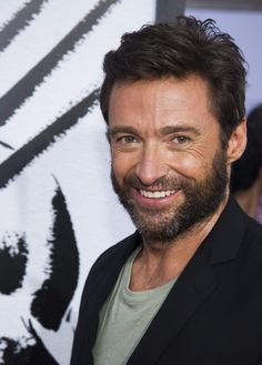 Hugh Jackman and his wife in Sydney (this week)