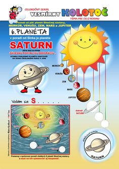 Art - Time Elementary Science, Science Art, Solar System, Classroom Decor, Games For Kids, Natural, Space, Geography, Planets