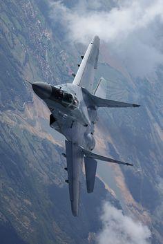 eyestothe-skies: MiG-29 Fulcrum, Bulgarian Air Force