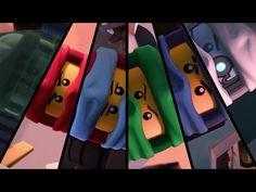 SDCC Panel Sneak Peeks - Day of the Departed - LEGO Ninjago - YouTube