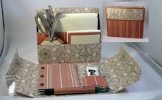 Southwest Stationery Box_lb by Clownmom - Cards and Paper Crafts at Splitcoaststampers