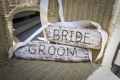 Custom Driftwood Signs