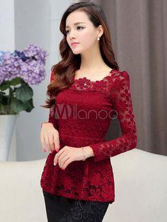 Shop Tops & Shirts for Women Online Kurta Designs, Blouse Designs, Designer Kurtis, Peplum Tops, Long Blouse, Lace Tops, Homecoming Dresses, Beautiful Outfits, Ideias Fashion