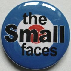 #Small #Faces badge  tribute to #rock and #roll