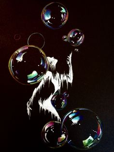 WIP Bubbles by artsan-design. My Drawings, Designer, Artworks, Bubbles, Poster, Custom Cars, Posters, Movie Posters, Vw Beetles