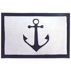 Lamont Home® Anchors Bath Rug - BedBathandBeyond.com