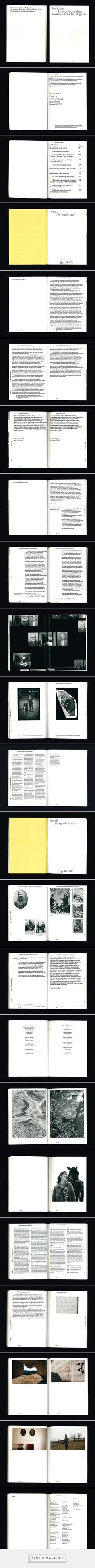 meridiano—research book on Behance... - a grouped images picture - Pin Them All