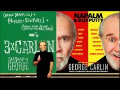 George Carlin - Biggest Comedian of All Times - How to Stop Being Depressed